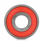 CYT 6201RS Sealed Ball Bearing for Motorcycle - Red + Silver