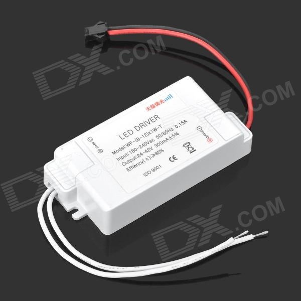 7024 1W Dimmable 8~12 LED Constant Current Source Power Supply Driver