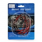 3.6W 480LM Bluish White 60*335 SMD LED Light Strip (60cm / 2PCS)