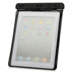 WP-280C Waterproof Dry Case w/ Earphone for Ipad - Black