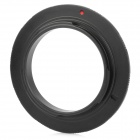 58mm Macro Reverse Adapter Ring for Pentax PK-58 - Black