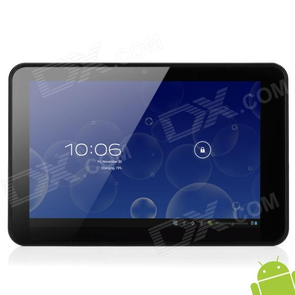 "GADMEI E8-3D 8.1"" Capacitive Screen Android 4.0 Dual Core Tablet PC w/ Wi-Fi / Camera / HDMI - Black"