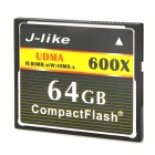 J-like CF600X CompactFlash CF Memory Card (64GB)