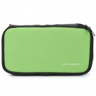 CITYWOLF Storage Protection Soft Pouch for Wii U Game Pad - Green + Black