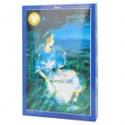Zodiac Sign Style DIY Luminescent Paper Puzzle - Virgo (1000 PCS)