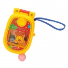 GOODWAY 8623-3 Flip Up Cell Phone Toy w/ Music for Kids (3 x LR44)