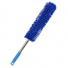 Household Auto Car Truck Microfiber Duster Dirt Cleaning Wash Brush Tool - Blue