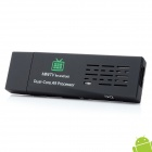 J21 двухъядерный Android 4,1 Google TV Player ж / Wi-Fi / 1GB RAM / 4GB ROM - черный