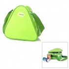 Panon PN-2862 Outdoor-Water Resistant Picnic Warm / Fresh Keeping Shoulder Bag - Green