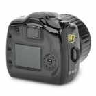 Y2000 Ultra Mini 2.0MP CMOS Digital Video Camcorder w/ SD Card Slot - Black