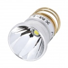 Cree XM-L T6 2-Mode 700lm White Light Bulb Drop-In Module - Silver