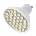 GU10 4.5W 6500K 360lm 30-SMD 5050 White Light Lamp - White (AC 220V)