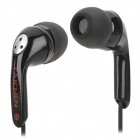 Taichen TC-FE1003-A In-Ear Earphones - Black (3,5 mm Stecker / 110cm)