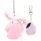 Mini Cute Cartoon Style Anti-loss Device - Pink