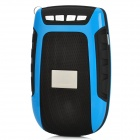 "Aoni L1 tragbare 1,2 ""LCD Media Player Speaker w / TF / FM - Blue + Black"