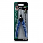Pro'sKit PM-107F 130mm Micro Diagonal Nippers Pliers - Blue + Black