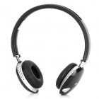 Aoni WL-713MV 2.4GHz Wireless Headphones w/ Microphone - Black