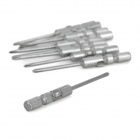 ABC Electric Screwdriver Phillips Bits Set - Grey (4mm / 1.6mm)