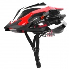 ACACIA 195401 Cool Sports EPS + PC Fahrradhelm - Black + Red + White