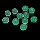 Magic Crystal Mud Soil Water Beads for Flower Planting - Green (3-Pack)