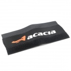 ACACIA Fabrics Bike Bicycle Chainstay Protector w/ Velcro - Black