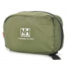 NatureHike Travel Camping Leisure Makeup Wash Bag - Army Green
