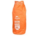 NatureHike Outdoor Sports Oxford Cloth Wasserdichte Dry Bag für Schwimmende / Bootfahren - Orange (25L)