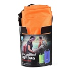 NatureHike Outdoor Sports Oxford Cloth Waterproof Dry Bag for Floating / Boating - Orange (25L)