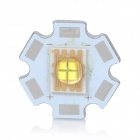 SSC-Z7 900lm LED Emitter - White + Silver (20mm / DC 3.6~4.2V)