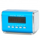 "TAICHEN TC-FSP1000 Portable 1.5"" Screen Media Player Speaker w/ TF / FM - Blue"