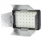 Nanguan CN-140 140-LED 8.4W 3200 ~ 5400K Video Light Lamp - черный