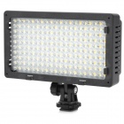 NanGuan CN-LUX2200 200-LED 6W 5600/3200K Adjustable Video Light Lamp - Black