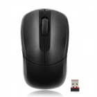 JL-03 2,4 GHz Wireless 800dpi Optical Mouse - Schwarz (1 x AA)