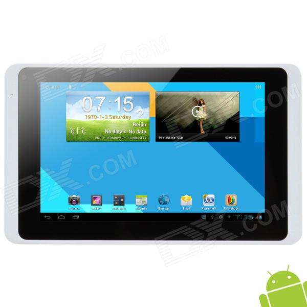 "Ramos W28 7"" Capacitive Screen Android 4.0 Dual Core Tablet PC w/ TF / Wi-Fi / Camera - White"