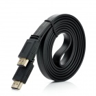 2160P HDMI V1.4 Male to Male Connection Cable for Xbox360 - Black (150cm)