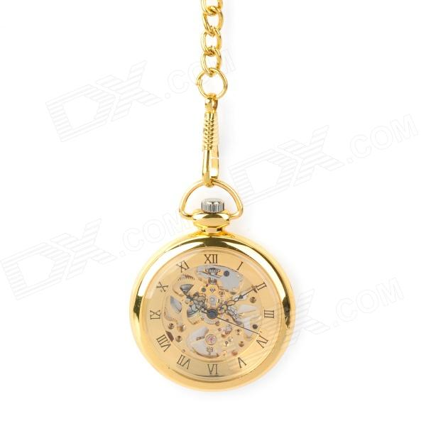 Watches Manual Wind Winding Pocket Watch