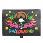Sound Activated EL Car Decoration Sticker - Crazy Urban Disco
