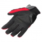 Moto Pro-motard gants de protection Full-Finger - rouge + % noir 28Size XL / paire 29 %