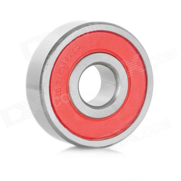 CYT 6301RS Sealed Ball Bearing for Motorcycle - Red + Silver free shipping 30tm31anx 30x66x17 deep groove ball bearing 30tm31 superior quality