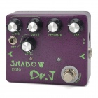 JOYO D54 Aluminum Alloy Shadow Echo Delay Pedal Effect - Purple