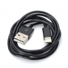 105cm Black Lightning USB Cable