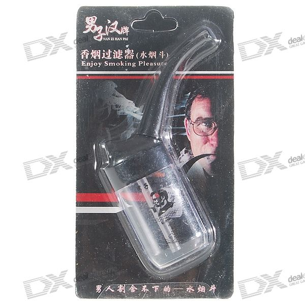 Gentle's Mini Smoking Water Pipe