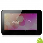 "M710I 7 ""емкостный экран Android 4.0 Dual Core Tablet PC W / TF / Wi-Fi / Camera / HDMI - черный"