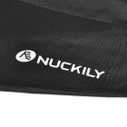 NUCKILY Bike Ciclismo Riding Shorts Lycra - Negro (Talla XL)