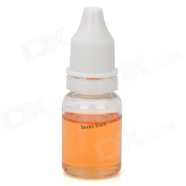 YY121003 Mild Seven Flavor Tobacco Tar Oil for Electronic Cigarette - Dark Brown (10ml)