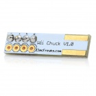 DIY Wii WiiChuck Nunchuck Adapter - White