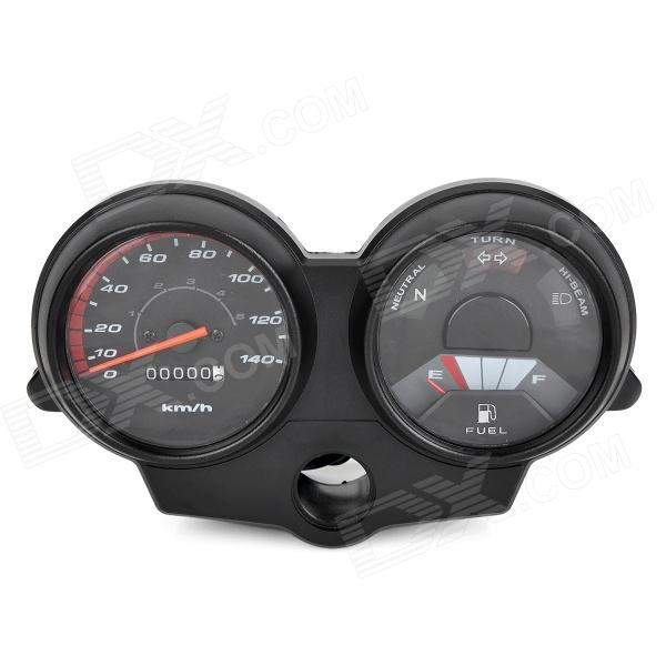 Motorcycle Instrument Panel : Ak my motorcycle speed pointer odometer instrument