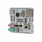 SD Card MP3 / Musik Schild Audio Expansion Board - White