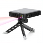 Telstar MP50 Mini DLP HDMI 1080p Analog AV Projector for Iphone / Samsung / HTC Smartphone - Black