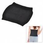 Cashmere Health Care Waist Protector - Black